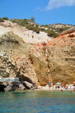 Tsigrado Milos | Cycladen Griekenland | Foto 38 - Foto van De Griekse Gids