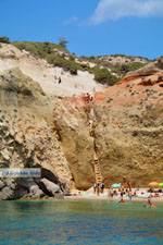 Tsigrado Milos | Cycladen Griekenland | Foto 39 - Foto van De Griekse Gids