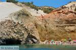 Tsigrado Milos | Cycladen Griekenland | Foto 47 - Foto van De Griekse Gids
