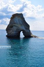 Kleftiko Milos | Cycladen Griekenland | Foto 21 - Foto van De Griekse Gids