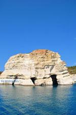Kleftiko Milos | Cycladen Griekenland | Foto 52 - Foto van De Griekse Gids