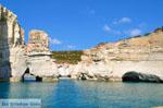 Kleftiko Milos | Cycladen Griekenland | Foto 63 - Foto van De Griekse Gids
