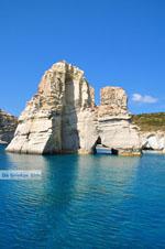Kleftiko Milos | Cycladen Griekenland | Foto 64 - Foto van De Griekse Gids