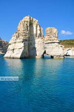 Kleftiko Milos | Cycladen Griekenland | Foto 65 - Foto van De Griekse Gids