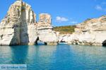 Kleftiko Milos   Cycladen Griekenland   Foto 67 - Foto van De Griekse Gids