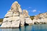 Kleftiko Milos | Cycladen Griekenland | Foto 69 - Foto van De Griekse Gids