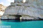 Kleftiko Milos | Cycladen Griekenland | Foto 71 - Foto van De Griekse Gids