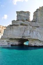 Kleftiko Milos | Cycladen Griekenland | Foto 72 - Foto van De Griekse Gids