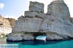 Kleftiko Milos   Cycladen Griekenland   Foto 73 - Foto van De Griekse Gids