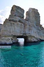 Kleftiko Milos | Cycladen Griekenland | Foto 81 - Foto van De Griekse Gids
