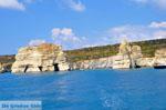 Kleftiko Milos | Cycladen Griekenland | Foto 87 - Foto van De Griekse Gids