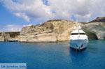 Kleftiko Milos | Cycladen Griekenland | Foto 93 - Foto van De Griekse Gids