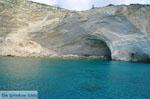 Kleftiko Milos | Cycladen Griekenland | Foto 99 - Foto van De Griekse Gids