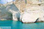 Kleftiko Milos | Cycladen Griekenland | Foto 104 - Foto van De Griekse Gids