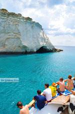 Kleftiko Milos | Cycladen Griekenland | Foto 105 - Foto van De Griekse Gids
