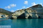 Kleftiko Milos   Cycladen Griekenland   Foto 124 - Foto van De Griekse Gids