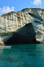 Kleftiko Milos | Cycladen Griekenland | Foto 131 - Foto van De Griekse Gids