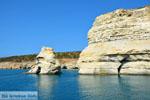 Kleftiko Milos | Cycladen Griekenland | Foto 140 - Foto van De Griekse Gids