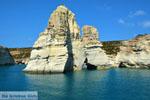 Kleftiko Milos | Cycladen Griekenland | Foto 147 - Foto van De Griekse Gids