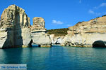 Kleftiko Milos | Cycladen Griekenland | Foto 152 - Foto van De Griekse Gids