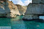 Kleftiko Milos | Cycladen Griekenland | Foto 158 - Foto van De Griekse Gids