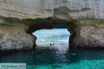 Kleftiko Milos   Cycladen Griekenland   Foto 161 - Foto van De Griekse Gids