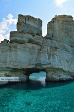 Kleftiko Milos | Cycladen Griekenland | Foto 165 - Foto van De Griekse Gids
