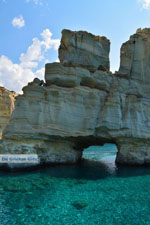 Kleftiko Milos | Cycladen Griekenland | Foto 167 - Foto van De Griekse Gids