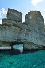 Kleftiko Milos | Cycladen Griekenland | Foto 168 - Foto van De Griekse Gids