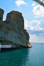 Kleftiko Milos | Cycladen Griekenland | Foto 170 - Foto van De Griekse Gids