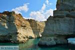 Kleftiko Milos | Cycladen Griekenland | Foto 171 - Foto van De Griekse Gids