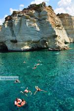 Kleftiko Milos | Cycladen Griekenland | Foto 173 - Foto van De Griekse Gids