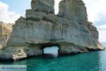 Kleftiko Milos | Cycladen Griekenland | Foto 185 - Foto van De Griekse Gids