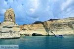 Kleftiko Milos | Cycladen Griekenland | Foto 194 - Foto van De Griekse Gids