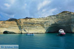 Kleftiko Milos   Cycladen Griekenland   Foto 195 - Foto van De Griekse Gids