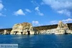 Kleftiko Milos | Cycladen Griekenland | Foto 199 - Foto van De Griekse Gids