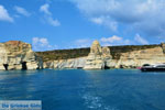 Kleftiko Milos | Cycladen Griekenland | Foto 200 - Foto van De Griekse Gids
