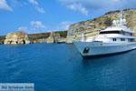 Kleftiko Milos   Cycladen Griekenland   Foto 207 - Foto van De Griekse Gids