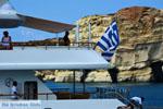 Kleftiko Milos | Cycladen Griekenland | Foto 212 - Foto van De Griekse Gids