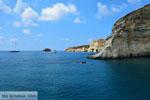 Kleftiko Milos | Cycladen Griekenland | Foto 214 - Foto van De Griekse Gids