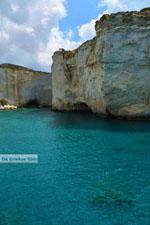 Kleftiko Milos   Cycladen Griekenland   Foto 221 - Foto van De Griekse Gids