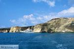 Kleftiko Milos | Cycladen Griekenland | Foto 227 - Foto van De Griekse Gids