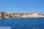 De oostkust van Milos   Cycladen Griekenland   Foto 4 - Foto van De Griekse Gids