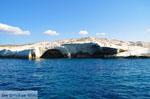 Sarakiniko Milos | Cycladen Griekenland | Foto 1 - Foto van De Griekse Gids