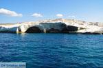 Sarakiniko Milos | Cycladen Griekenland | Foto 2 - Foto van De Griekse Gids
