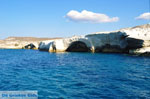 Sarakiniko Milos | Cycladen Griekenland | Foto 4 - Foto van De Griekse Gids