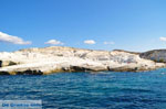 Sarakiniko Milos   Cycladen Griekenland   Foto 7 - Foto van De Griekse Gids