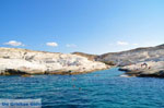 Sarakiniko Milos   Cycladen Griekenland   Foto 9 - Foto van De Griekse Gids