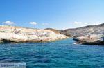 GriechenlandWeb.de Sarakiniko Milos | Kykladen Griechenland | Foto 10 - Foto GriechenlandWeb.de