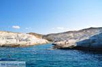 Sarakiniko Milos   Cycladen Griekenland   Foto 11 - Foto van De Griekse Gids